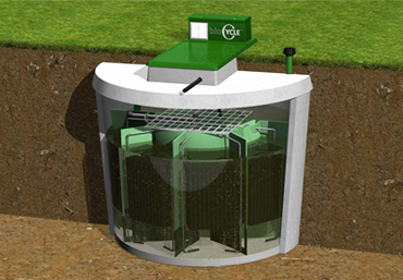 bioCycle™ Wastewater Treatment System